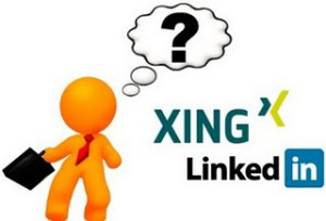 redes sociales profesionales XING Linkedin