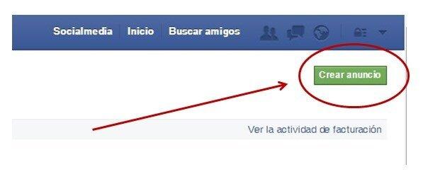 Crear anuncios seguimiento conversiones facebook ads