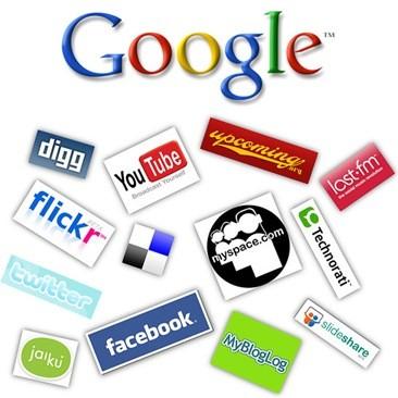 Redes sociales actuales