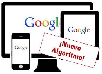 Nuevo algoritmo google Mobile freindly