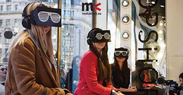 Usuarias de realidad virtual