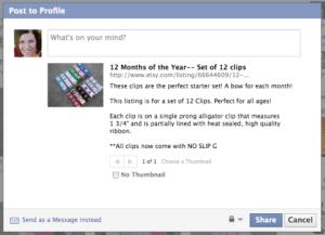 Marca social en Facebook