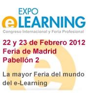 Logotipo de eLearning, la mayor feria del mundo del e-learning