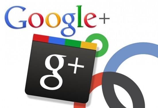 Icono de Google +, red social clave para el posicionamiento orgánico
