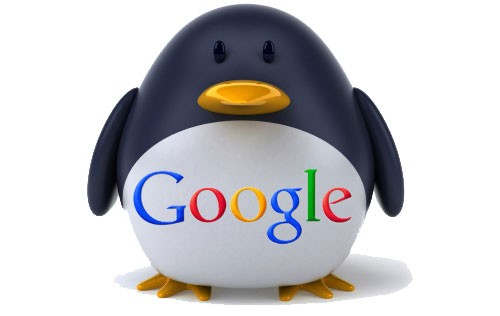 Icono de Google Penguin