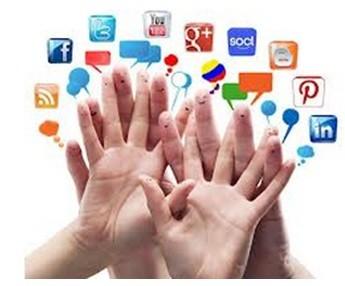 social media redes sociales diferentes