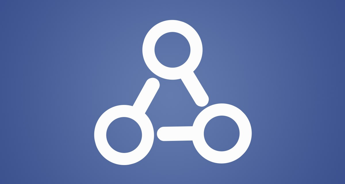 Logotipo de Facebook Graph