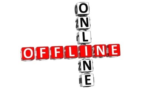 Imagen de la fusión de online y offline: la necesidad de las empresas de relacionarse para vender