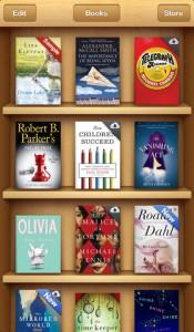ibooks aplicación libros