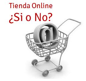 Montar una tienda online: Sí o No?