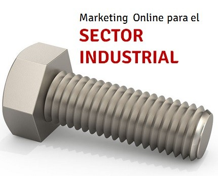 Sector industrial marketing online- mediaclick.es