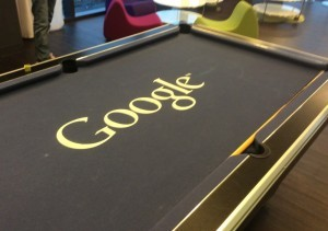 Billar Google oficinas, medialcick.es