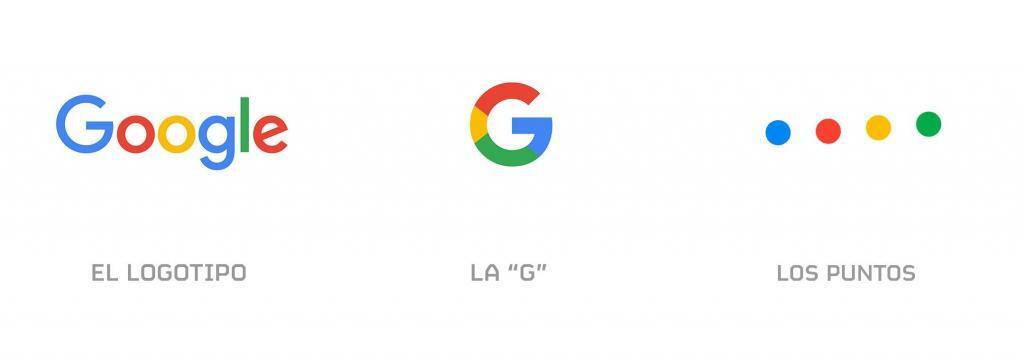Cambios de logo Google
