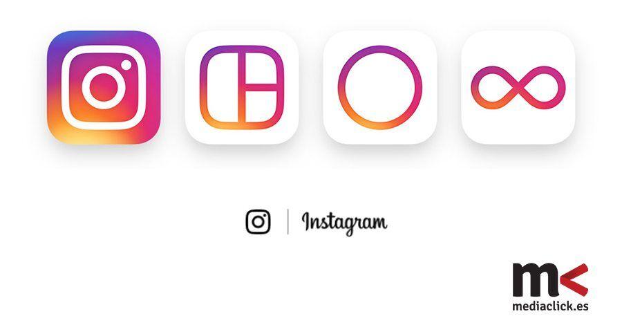 Cambios de logo Instagram