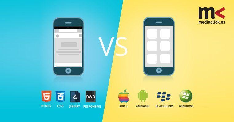 ¿Es mejor una app nativa o una web mobile para mi negocio?