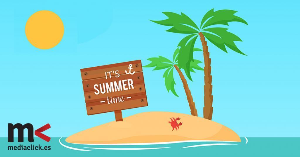 5 consejos para gestionar tus redes sociales en verano