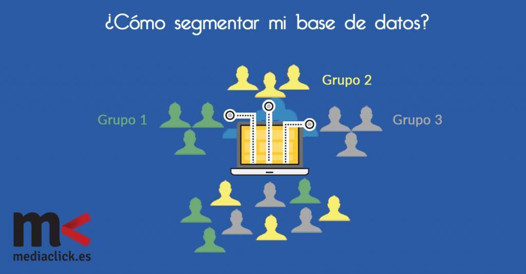 ¿Cómo segmentar mi base de datos para mejorar mi Email Marketing?