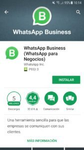 WhatsApp Business - MENA Digital Agency - Agence Digitale communication tanger maroc mena afrique