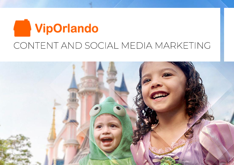 Caso de éxito | Vip Orlando | Mediaclick